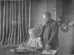 Anni Besant und Charles W. Leadbeater, London 1901