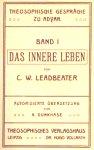 Das innere Leben von Charles W. Leadbeater
